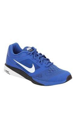 Nike Tri Fusion Run MSL Blue & White Running Shoes