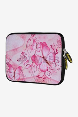 Amzer Pinkspray Butterfly 7.75 Inch Sleeve for Dell Venue 7