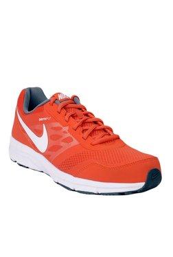 Nike Air Relentless 4 MSL Orange & Grey Running Shoes