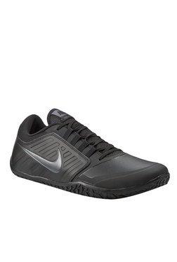 Nike Air Pernix Black & Dark Grey Training Shoes
