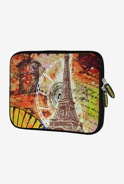 Amzer Eiffel Tower Paris 10.5 Inch Neoprene Sleeve For IPad
