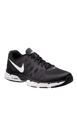 Nike Dual Fusion TR 6 Black & White Training Shoes