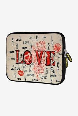 Amzer Enchanted Love 10.5 Inch Neoprene Sleeve For IPad Air