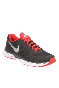 Nike Dual Fusion TR 6 Black & Red Training Shoes