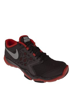 Nike Flex Supreme TR 4 Black & Red Training Shoes