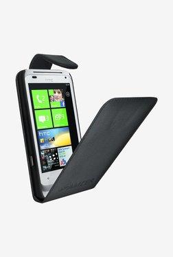 Amzer Flip Case for HTC Radar (Black)