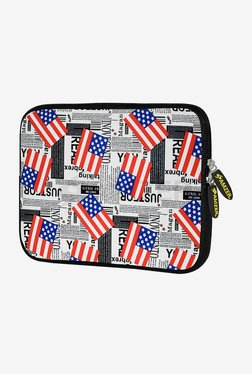 Amzer USA Flags 10.5 Inch Neoprene Sleeve For IPad