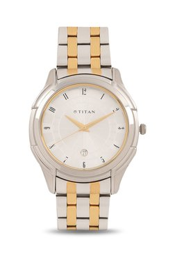 Titan NF1558BM03 Fiber Collection Analog Watch For Men