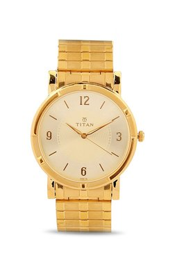 Titan NH1639YM04C Analog Watch for Men