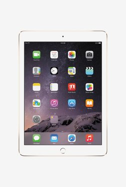 Apple New IPad 9.7 Inch 32GB Wi-Fi + 4G (Gold)