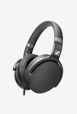 Sennheiser HD 4.30G Over the Ear Headphone (Black)