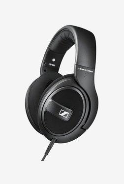 Sennheiser HD 569 Over the Ear Headphone (Black)