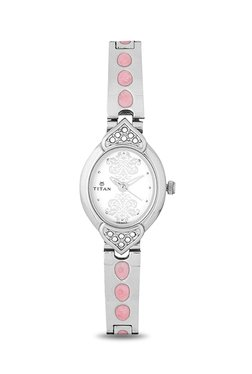 Titan NH2468SM05 Analog Watch for Women