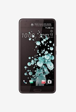HTC U Ultra 64 GB (Black) 4 GB RAM, Dual Sim 4G