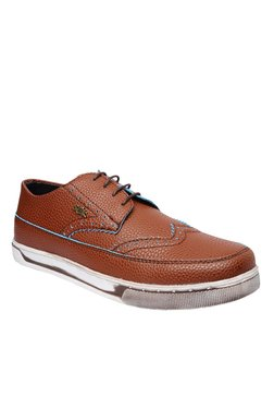 BCK By Buckaroo Carmelo Brown Derby Shoes