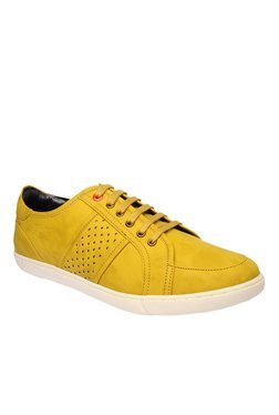 BCK By Buckaroo Zion Yellow Sneakers