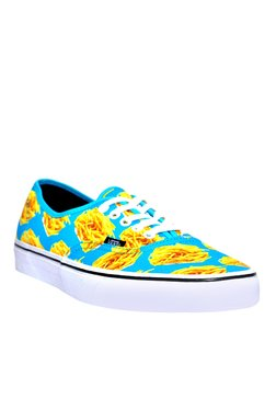Vans Authentic Blue Atoll Sneakers f5f529804