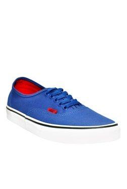 Vans Authentic Blue Sneakers