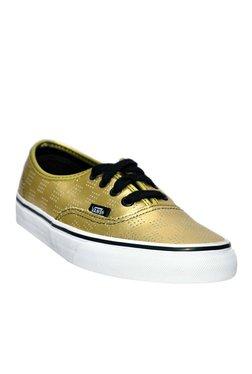 Vans Authentic Golden Sneakers