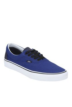 Vans Era Royal Blue & Black Sneakers