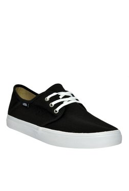 Vans Tazie Black Sneakers