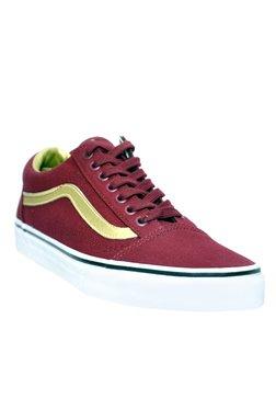 Vans Old Skool Port Royale & Golden Sneakers