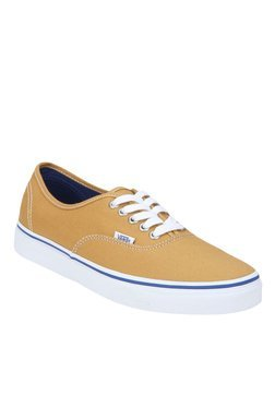 Vans Authentic Mustard Sneakers