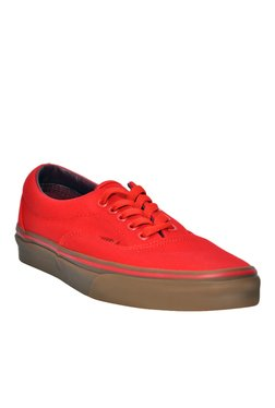 Vans Era Racing Red Sneakers