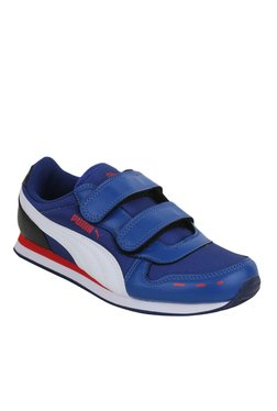 Puma Cabana Racer V PS IDP Blue & Black Sneakers