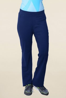 Proline Navy Solid Trackpant