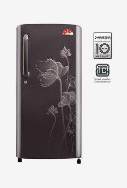 LG GL-B201AGHI 190 Ltr 5 Star Refrigerator (Graphite Heart)