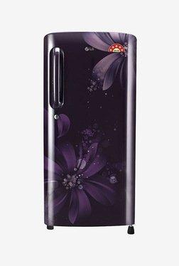 LG GL-B201APAW 190 Ltr 3 Star Refrigerator (Purple Aster)