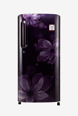 LG GL-B201APOX 190 Ltr 4 Star Refrigerator (Purple Orchid)