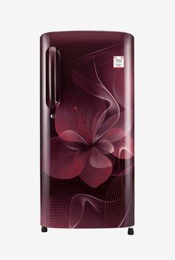 LG GL-B201ASDX 190 Ltr 4 Star Refrigerator (Scarlet Dazzle)