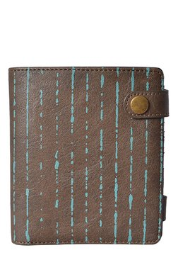 Baggit LCCH Saber Forestdew Brown Printed Card Case
