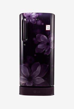 LG GL-D201APOX 190 Ltr 4 Star Refrigerator (Purple Orchid)