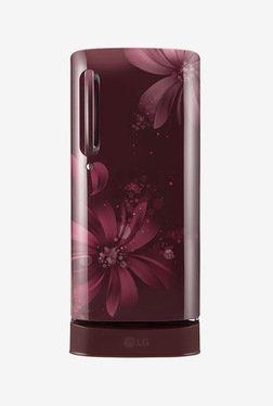 LG GL-D201ASAW 190 Ltr 3 Star Refrigerator (Scarlet Aster)