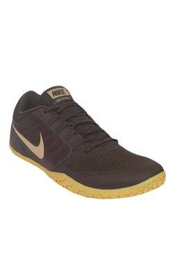 Nike Air Pernix Premium Dark Brown Training Shoes