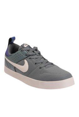 Nike Liteforce III Grey & White Casual Sneakers