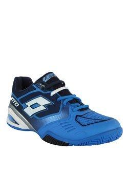 2a912e2d9178 Lotto Esosphere Li Alr Fresh Blue   White Tennis Shoes