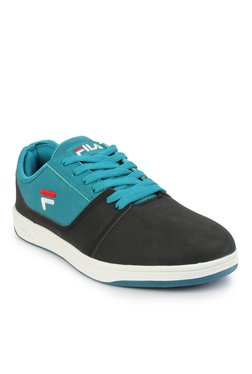Fila Enrico Black & Igo Blue Sneakers