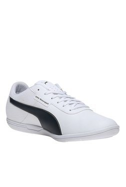 Puma BMW Motorsport Mch Lo White & Team Blue Sneakers
