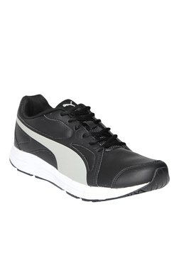 Puma Axis V4 SL IDP Black & Grey Running Shoes