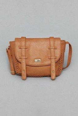 LOV By Westside Tan Ava Sling Bag