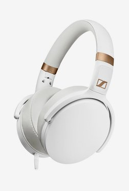 Sennheiser HD 4.30i Over Ear Wired Headset  White