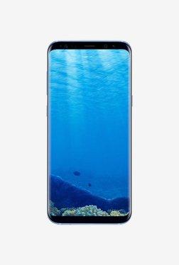 Samsung Galaxy S8+ 64 GB (Coral Blue) 4 GB RAM Dual SIM 4G