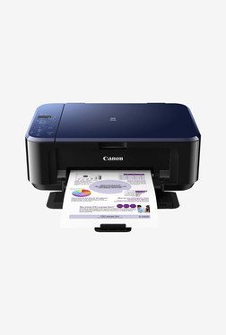 Canon Pixma E510 AIO Inkjet Printer (Black)