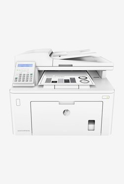 HP LaserJet Pro M227FDN Multifunction Printer (White)