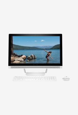 "HP 24-Q252IN AIO I5 7G/8GB/1TB/23.8""/2GB NVD/Office (White)"