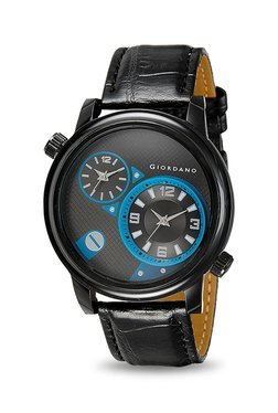 Giordano 60058 DTLM Blue Analog Watch For Men